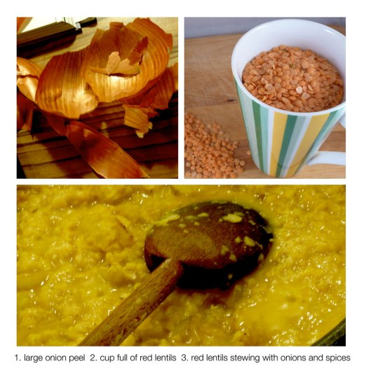 Spiced Red Lentil Soup Recipe